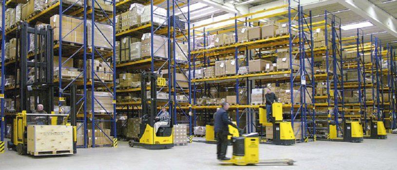 Организация работы современного склада и оценка его эффективности